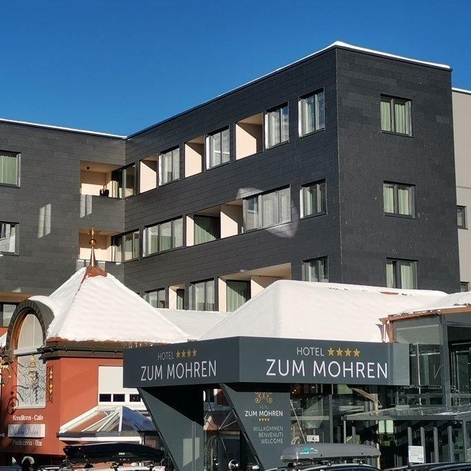 Hotel zum Mohren Resia