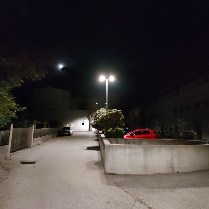 Illuminazione pubblica Ora